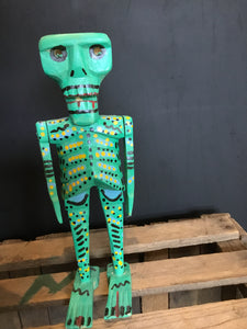 Guatemalan Day of the Dead Skeleton
