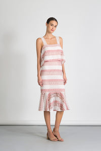 Dunham Dress Pink