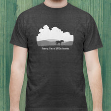 Sorry, I'm a Little Horse Funny T-Shirt