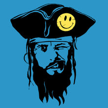 Captain Smiley the Pirate Funny T-Shirt