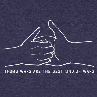Thumb Wars Are the Best Kind of Wars