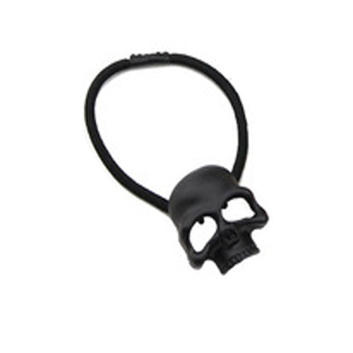 The Black Skull Hairband
