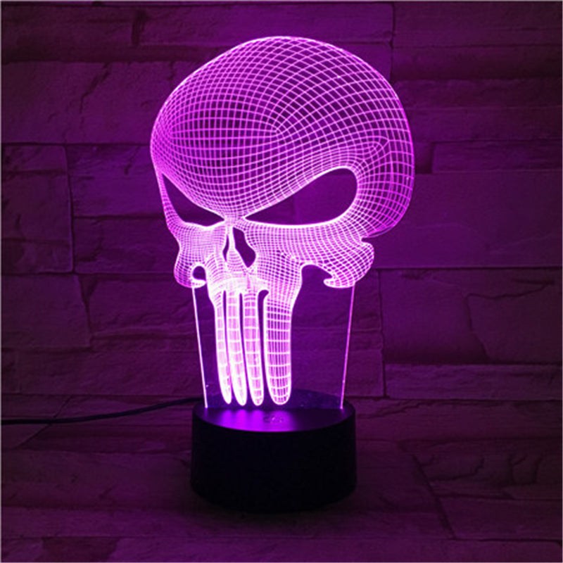 New Halloween 3D Lamp! Limited Time Offer!