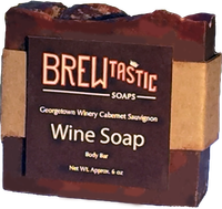Wine Soap! from Brewtastic