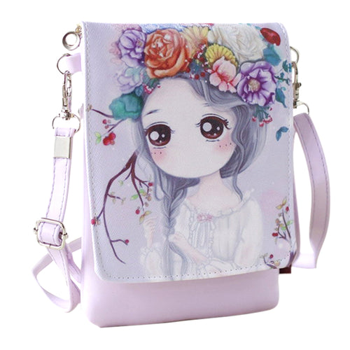 2018 New Anime Girl Crossbody Purse!