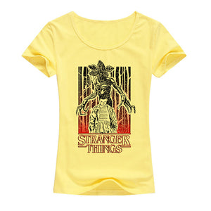 2018 Stranger Things Women's Novelty Shirt