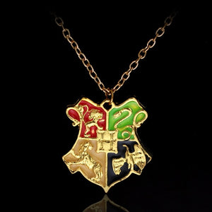 4 Houses Necklace