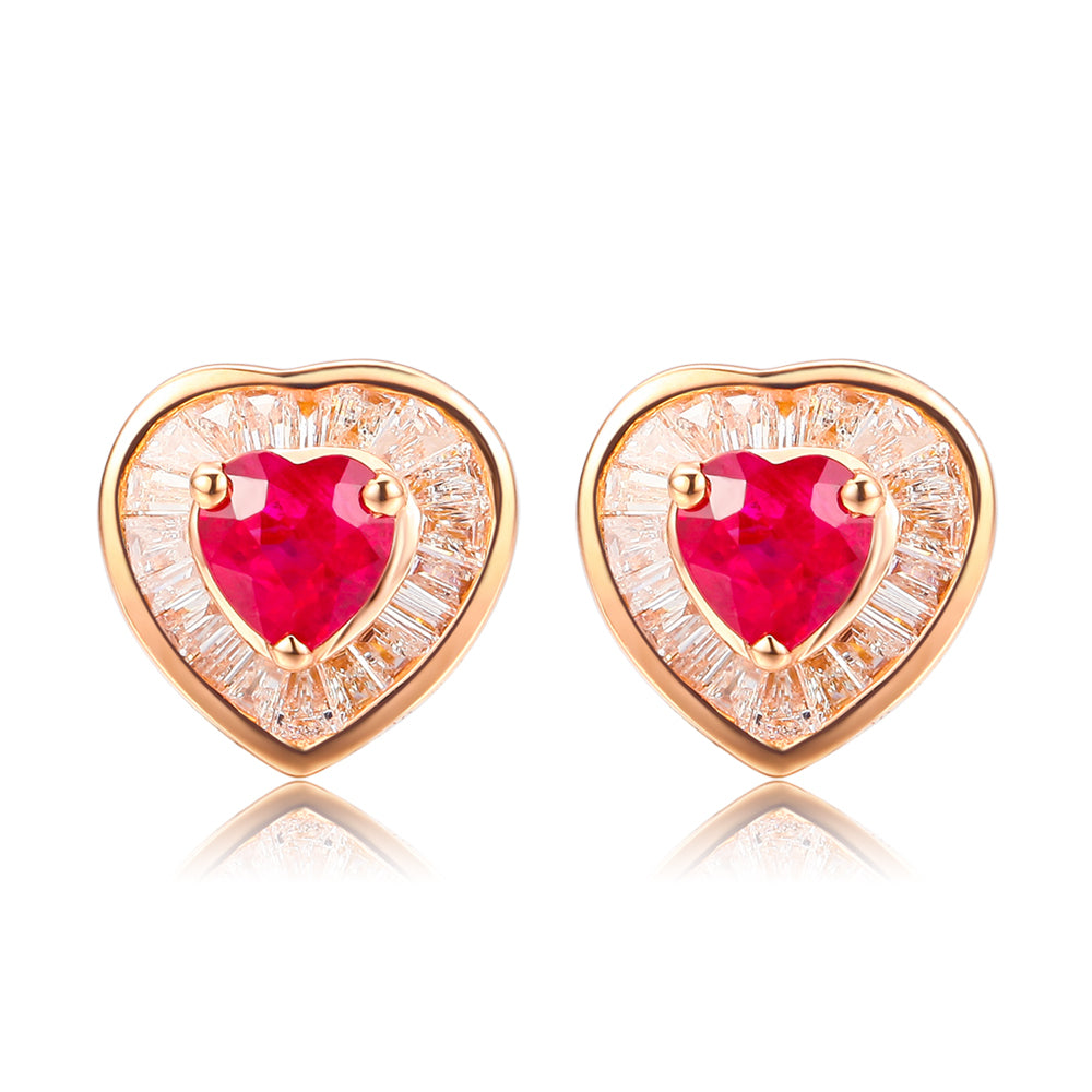 the natural earrings full oval sapphire regarding ruby blog red earring jewelry