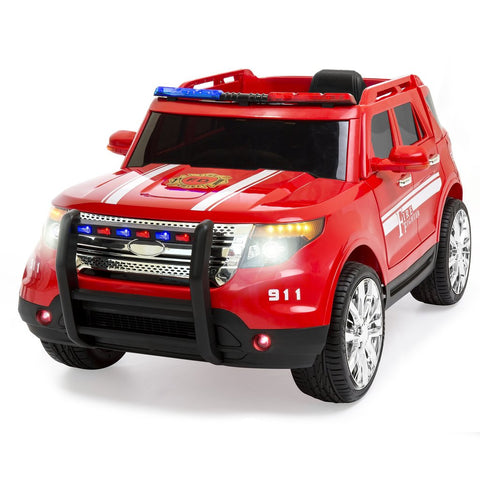 12V Fire Fighter Explorer