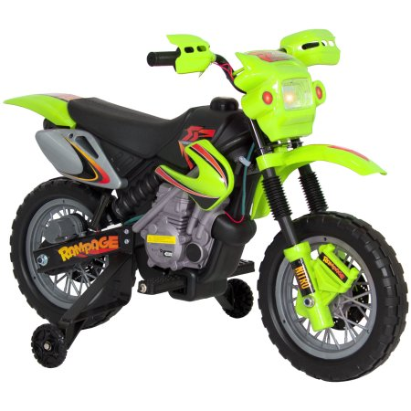Green Machine Dirt Bike
