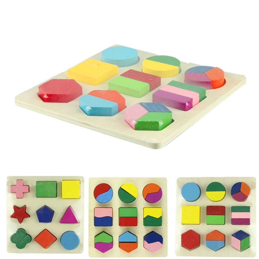 Geometric Shape Puzzle