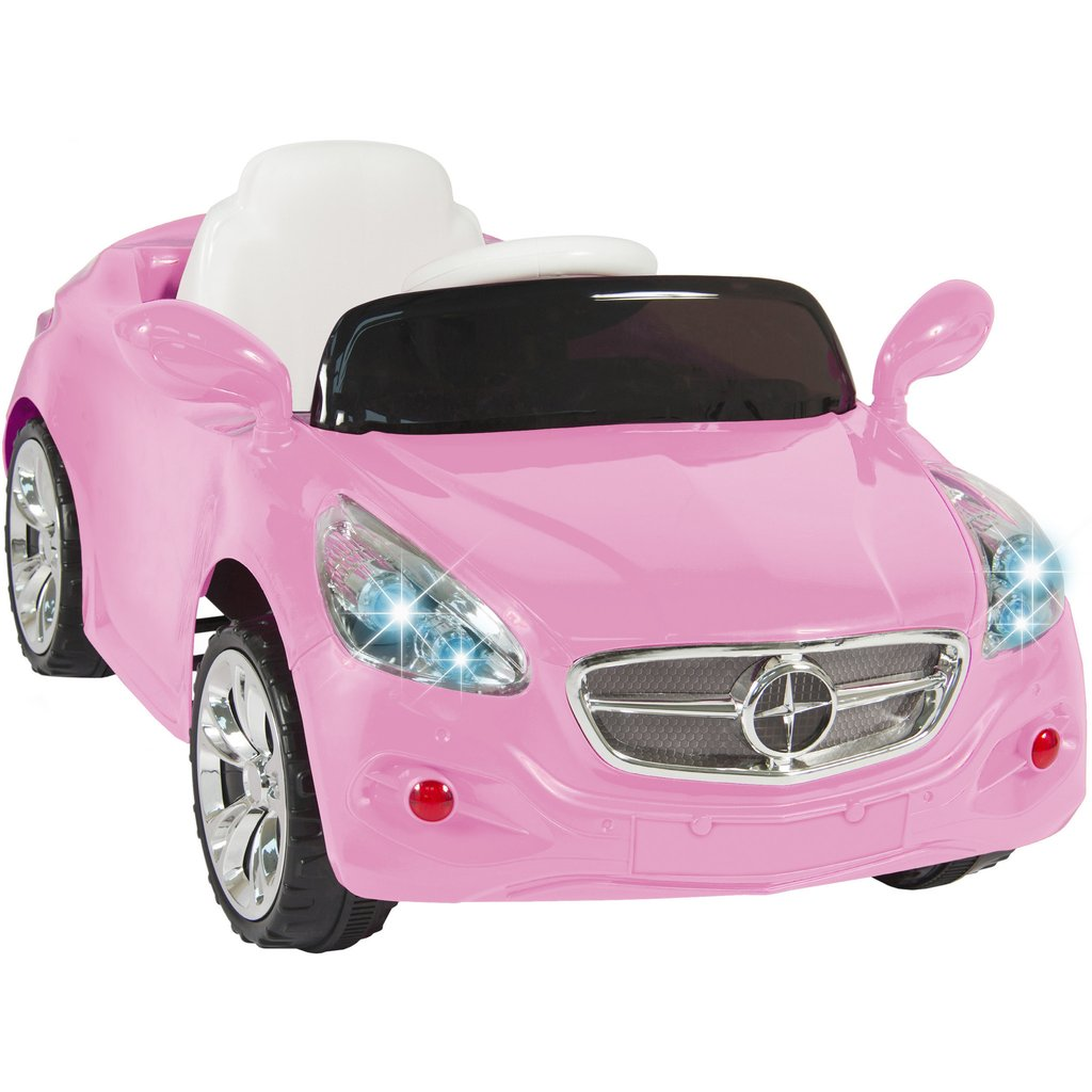 12V Pink Coupe