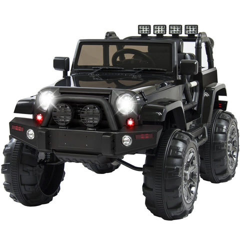12V Blackout Jeep