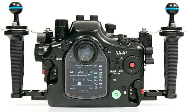 Housing for Sony A7 and A7R – Nauticam