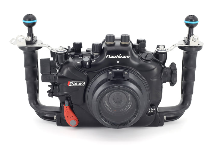 NA-A9 Housing for Sony A9 Camera