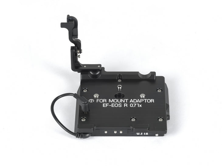 NA-C70 Camera Tray to use with EF-EOSR 0.71X Mount Adapter