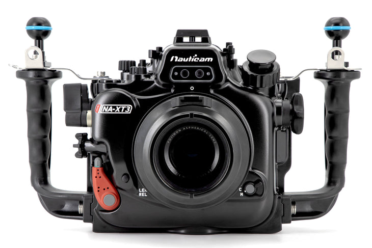 NA-XT3 Housing for Fujifilm X-T3 Camera – Nauticam