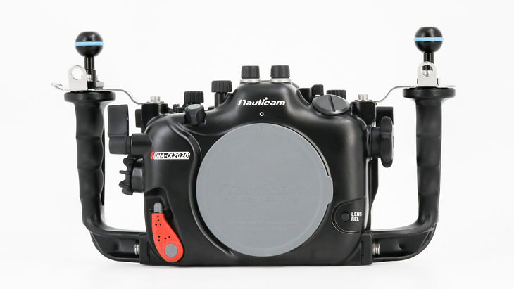 NA-α2020 Housing for Sony A9II/A7RIV Camera (with HDMI 2.0 support)