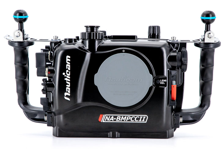 NA-BMPCCII Housing for Blackmagic Pocket Cinema Camera 4K
