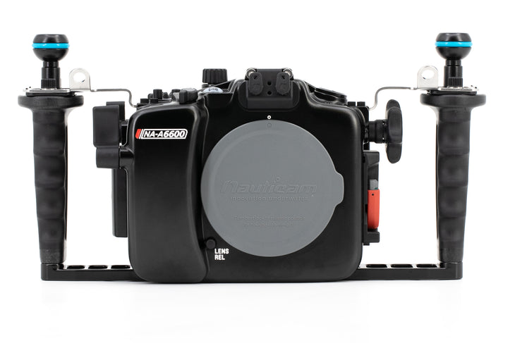 NA-A6600 Housing for Sony A6600 Camera