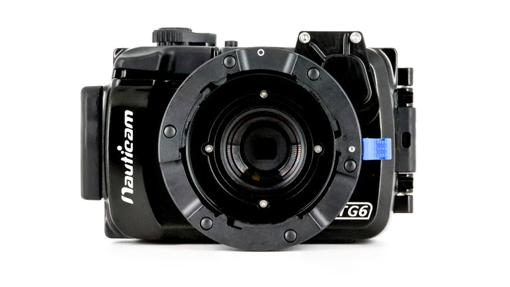 NA-TG6 Housing for Olympus Tough TG-6 Camera