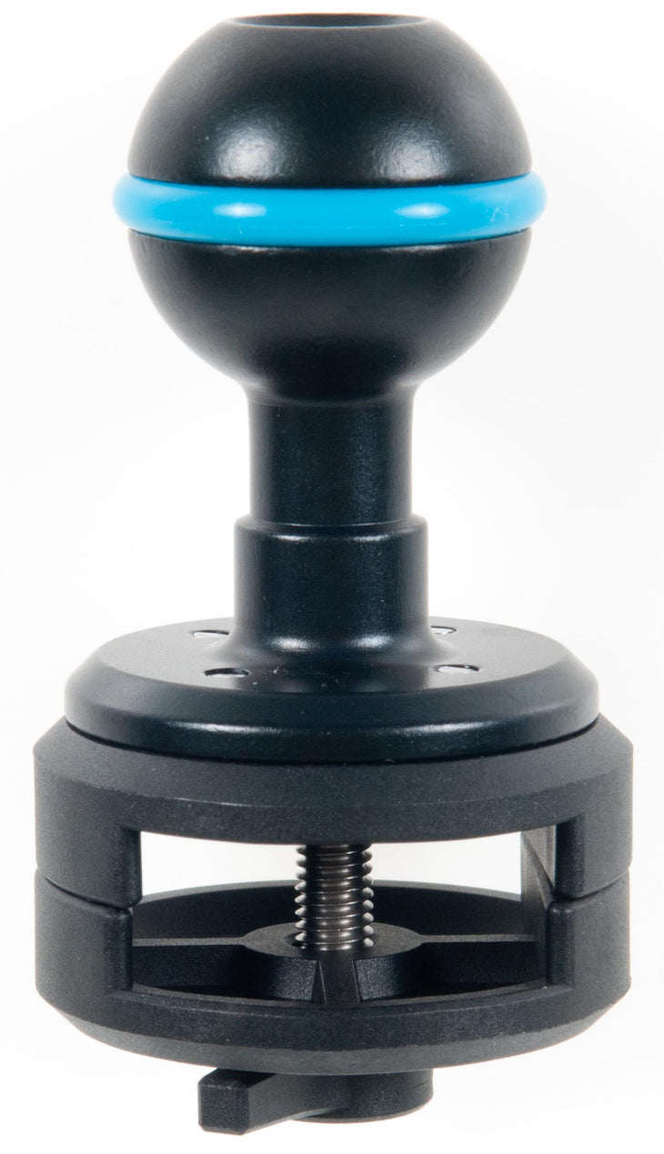 Strobe Mounting Ball ~for Fastening on 125-400mm Arms