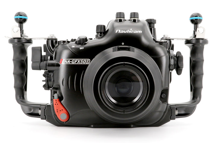 NA-GFX50S Housing for Fujifilm GFX 50S Camera