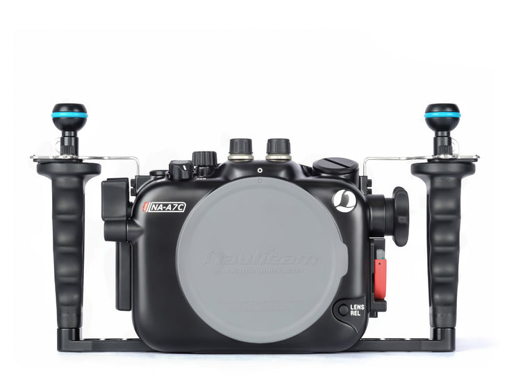 NA-A7C Housing for Sony A7C Camera