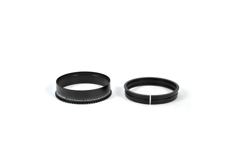 P1235-F Focus Gear ~for Panasonic Lumix G X VARIO 12-35mm F2.8 ASPH. POWER O.I.S. (to use with 36164)
