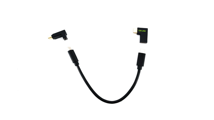 USB 3.1 Gen 2 Type C to C Cable with Connectors  (for Samsung SSD T5 to use in NA-BMPCCII)