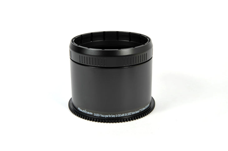 EA1635-F Focus Gear for Sony LA-EA3 ~with SAL1635Z Vario-Sonnar T* 16-35mm F2.8 ZA SSM