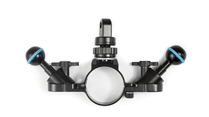 Strobe Mounting Brackets for EMWL Relay Lens