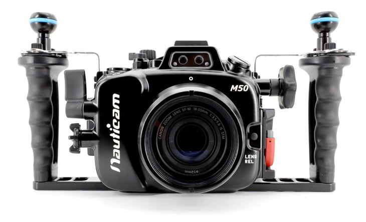 NA-EOSM50 Housing for Canon EOS M50 Camera