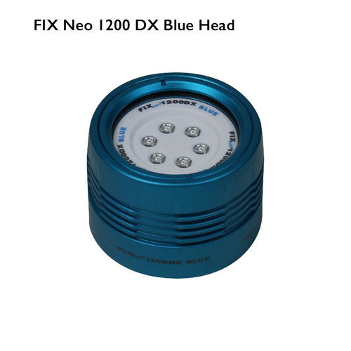 FIX Neo Light Head 1200 Lumen, BLUE