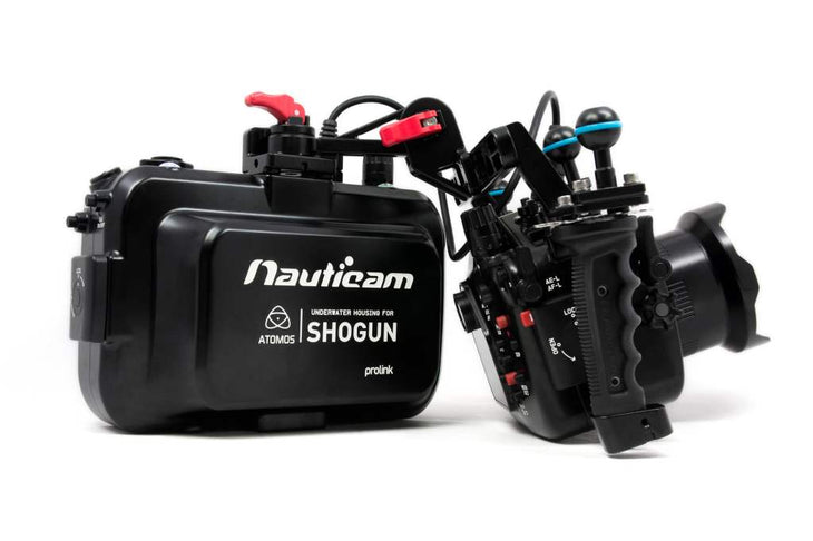Nauticam Atomos Shogun Housing for Atomos Shogun and Ninja Assassin 10-bit 4K SDI / HDMI Recorder/Monitor/Player (with HDMI input)