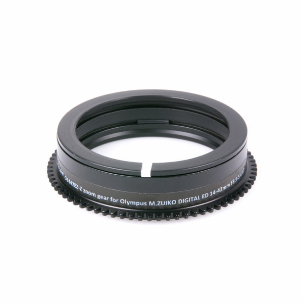 O1442EZ-Z Zoom Gear ~for Olympus M.ZUIKO DIGITAL ED 14-42mm F3.5-5.6 EZ