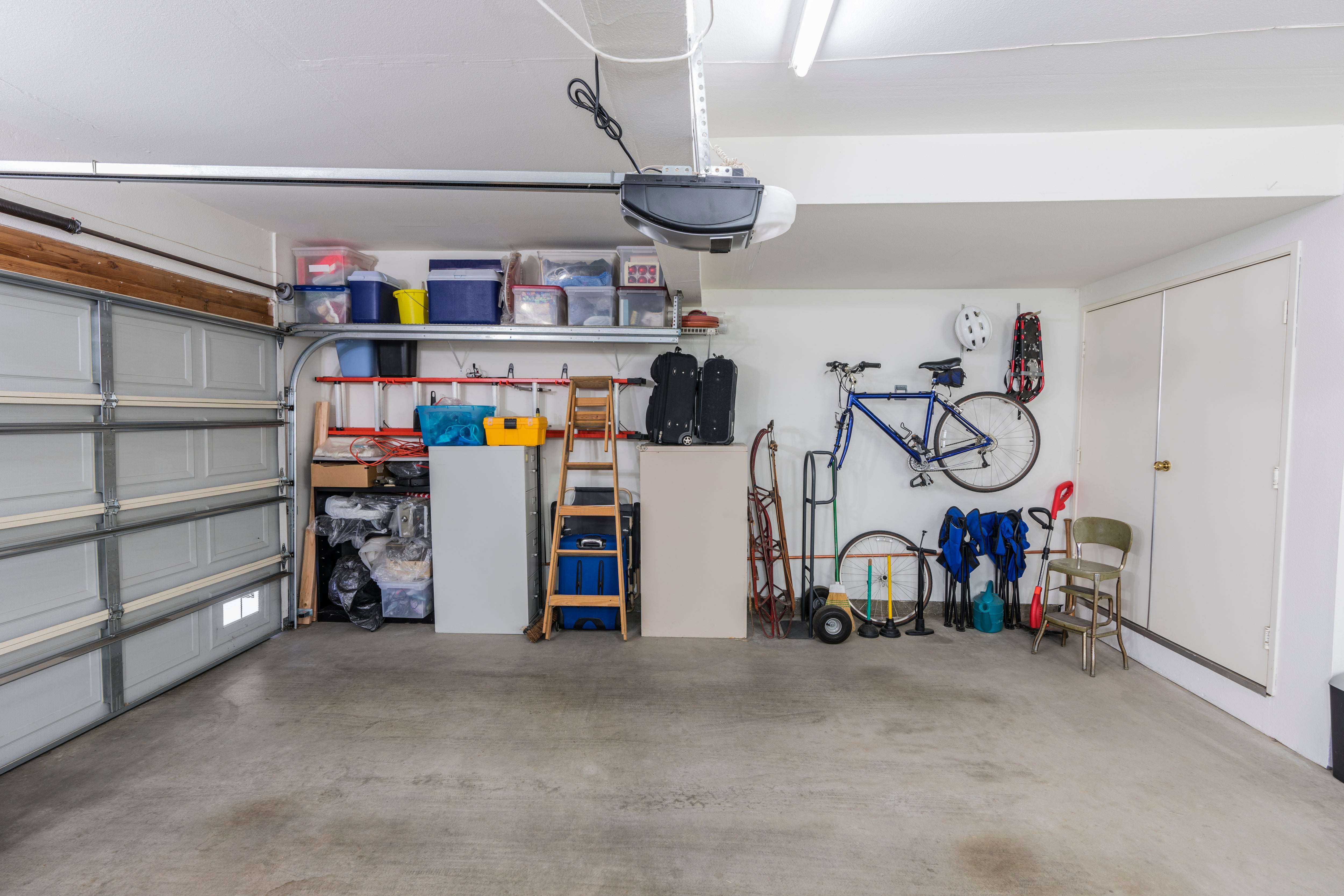 A Better Approach to Lighting your Garage