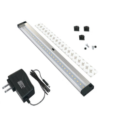 EShine | [New] 12 inch Panel LED Dimmable Under Cabinet Lighting - Deluxe Kit