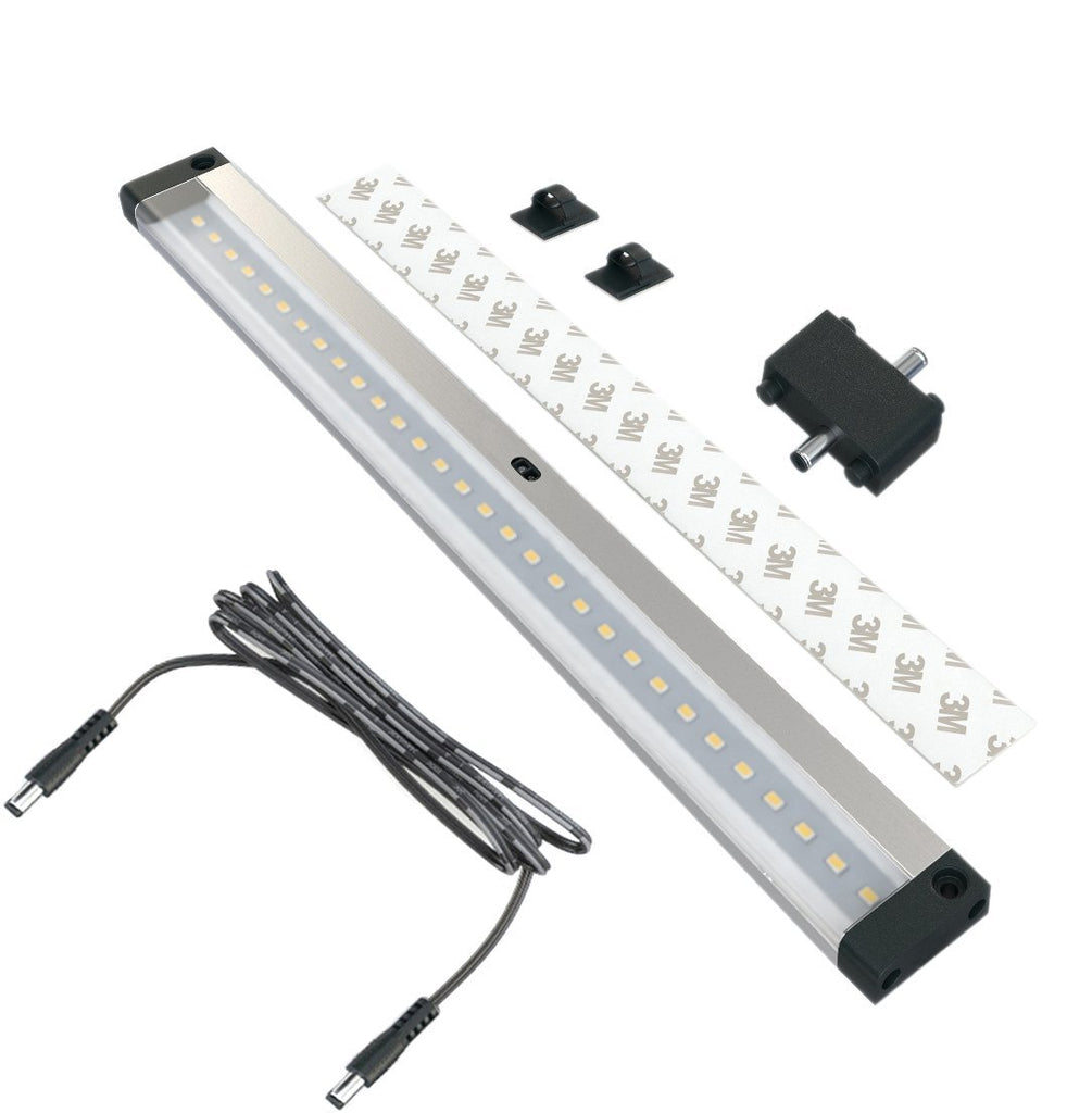EShine | [New ] 12 inch - with IR Sensor - LED Dimmable Bar (No Power Supply Included),