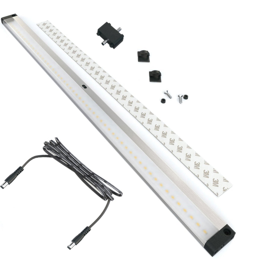 EShine | [New] Extra Long 20 inch-with IR Sensor-LED Dimmable Bar (No Power Supply Included)