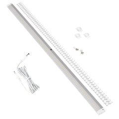 EShine White Finish Extra Long 40 inch with IR Sensor - (No Power Supply Included)