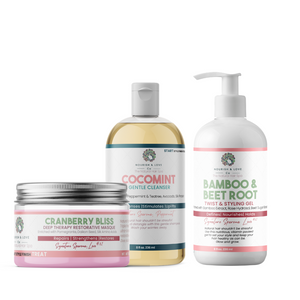 Limited Edition Cleanse, Condition, Style Trio -