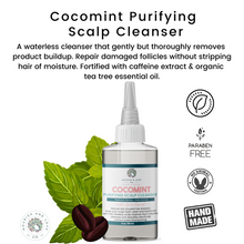 Cocomint Purifying Scalp Cleanser