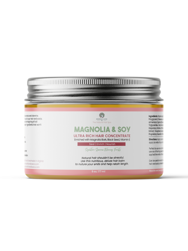 Magnolia & Soy Ultra Rich Hair Concentrate