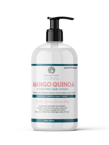 Mango & Quinoa Hydrating Hair Lotion