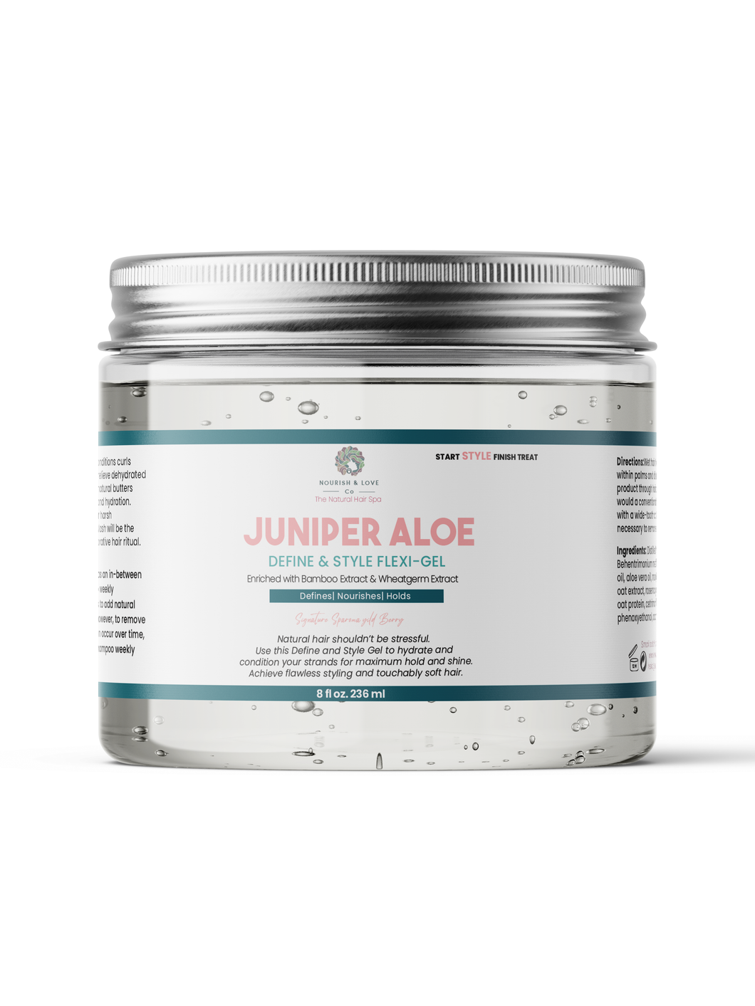 Juniper Aloe Define & Style Flexi-Gel
