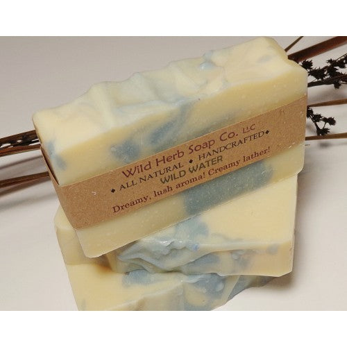 Wild Water Natural Soap Bar