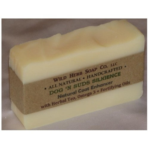 Dog 'n Suds - Silkience Natural Soap