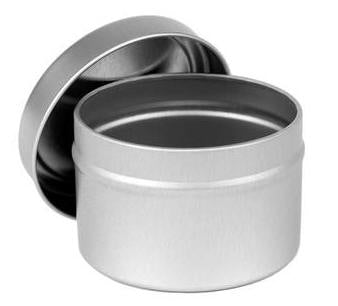Candle Tin, 4 oz size (Set of 10)