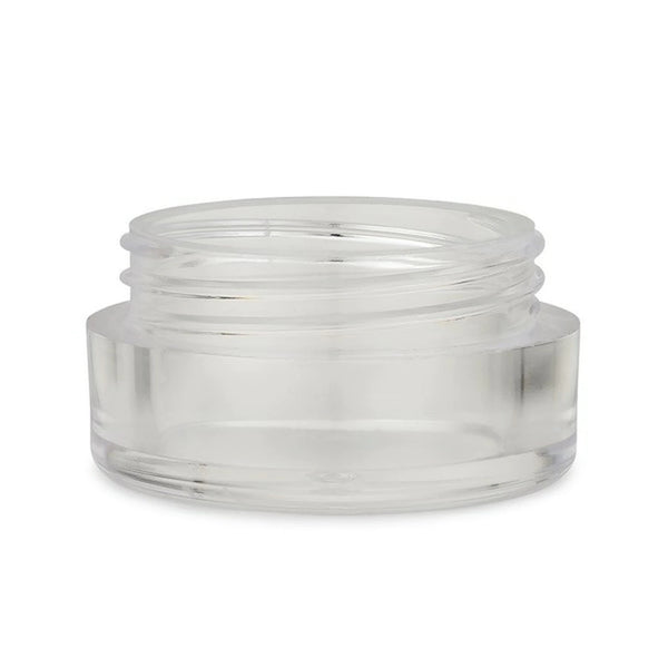 Clear Acrylic Containers, Sample Size